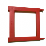 GI Joe 1985 Tactical Battle Platform red square spare part